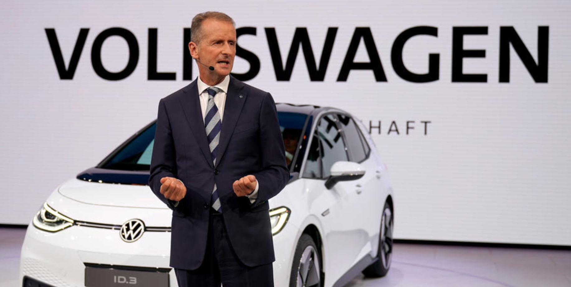 Herbert Diess - VW