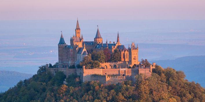 castle-germany travel