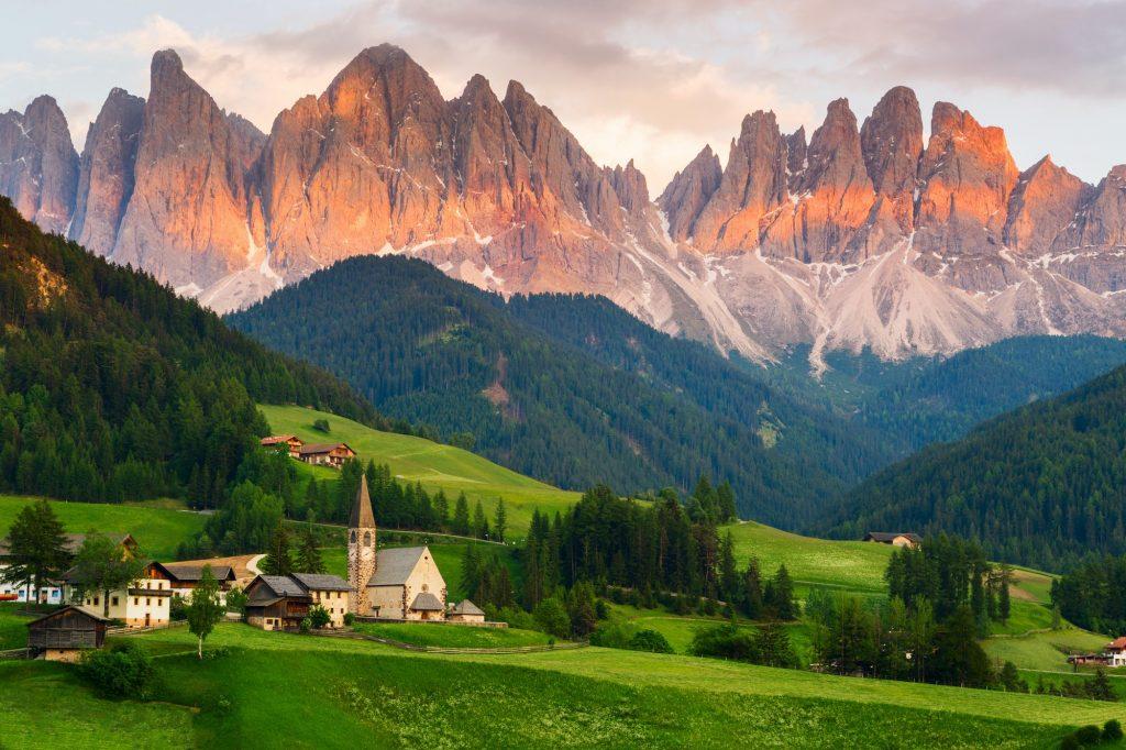 De 10 mooiste nationale parken van Europa - Dolomiti Bellunesi, Italië